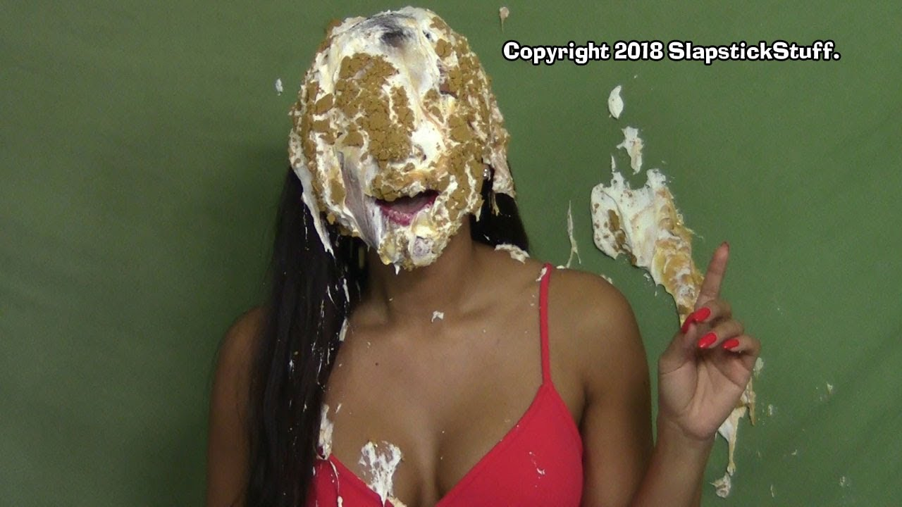 Pie in the face nude outdoors with axa and busty leigh by dawns fetish clips