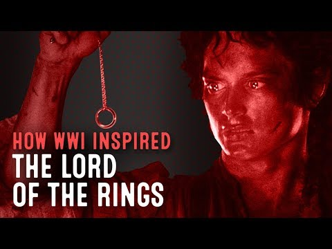 How A World War Inspired The Lord Of The Rings - True Fiction - YouTube