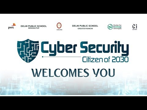 CyberSecurity  -Citizens of 2030- Sep 27 , 2017 New Delhi