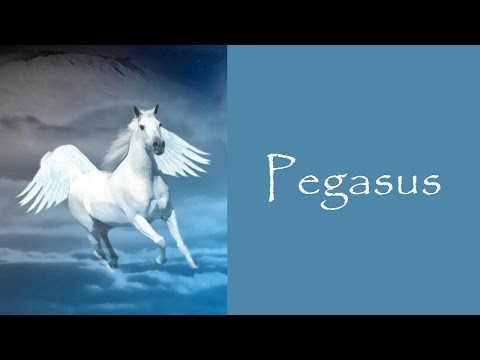 Greek Mythology: Story of Pegasus