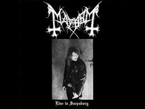 Mayhem - Live In Sarpsborg (Full Album) 2017