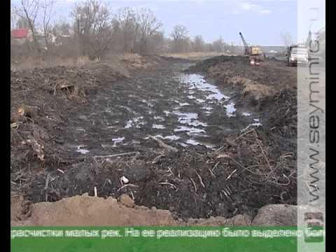 В Щиграх появится новый пруд