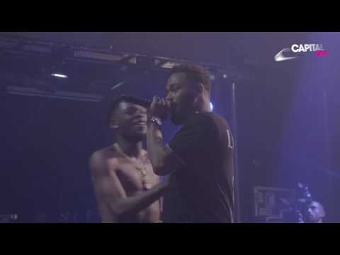 Yungen & Yxng Bane Performing &39;Bestie&39; At Capital XTRA Homegrown