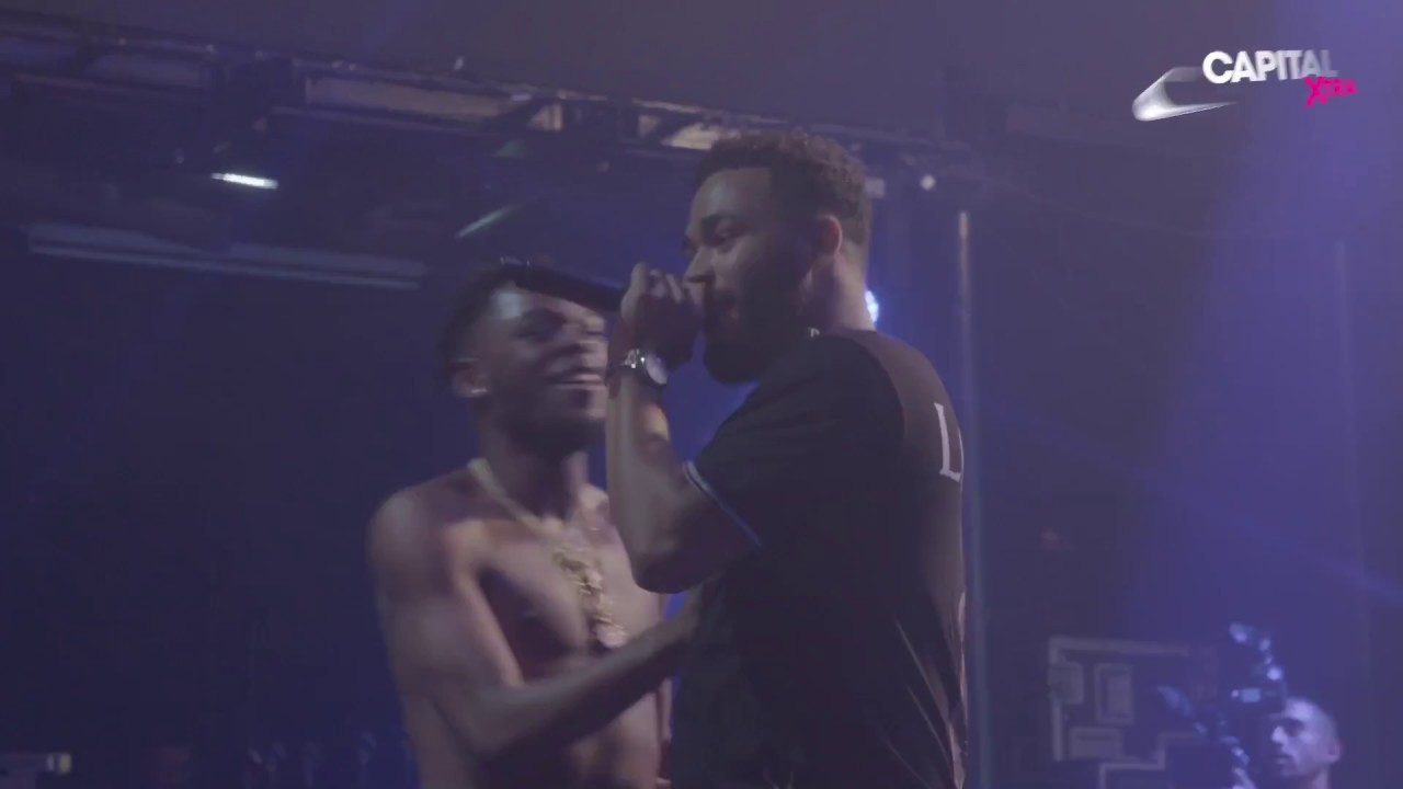 Yungen & Yxng Bane Performing 'Bestie' At Capital XTRA Homegrown Live
