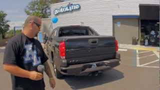 Autoline's 2004 Chevrolet Avalanche 2500 Walk Around Review Test Drive