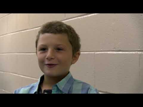 Student Spotlight: Berkeley Elementary's Bentley Driggers believes in never giving up