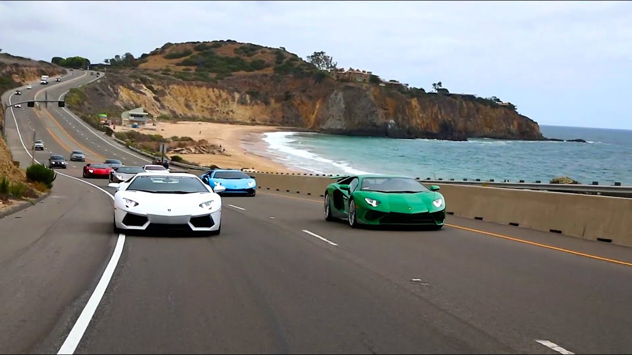 2018 Vip 700 Club Lamborghini Newport Beach Youtube
