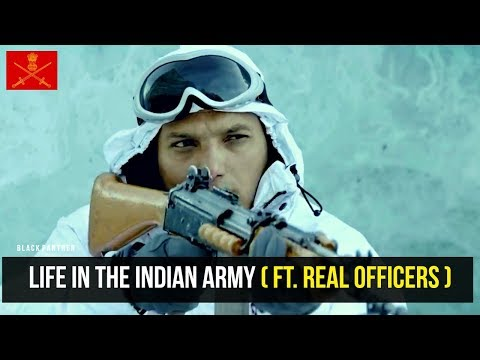 Indian Army Officers - Life In The Indian Army ( Ft. Real Officers ) || Must Watch
