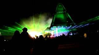 XXXperience Curitiba 28/05/2011 - Laser Beam Bactory