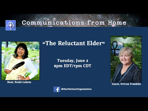 Communications From Home With Neshi Lokotz: The Reluctant Elder