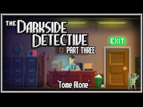 The Darkside Detective [Part 3] - KALEIDOSCOPE OF SECRETS #darksidedetective