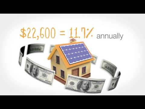 Save Money, Invest in Solar