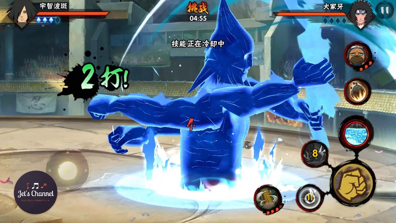 Naruto Mobile Tencent 55 Review Chiyo Jutsu t