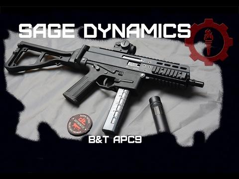 B&T USA APC9mm