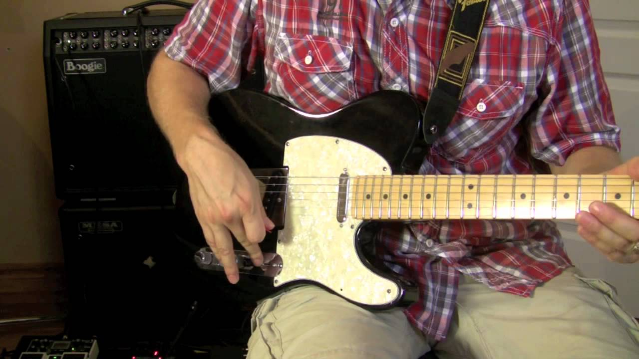 Telecaster 4way switching mod YouTube