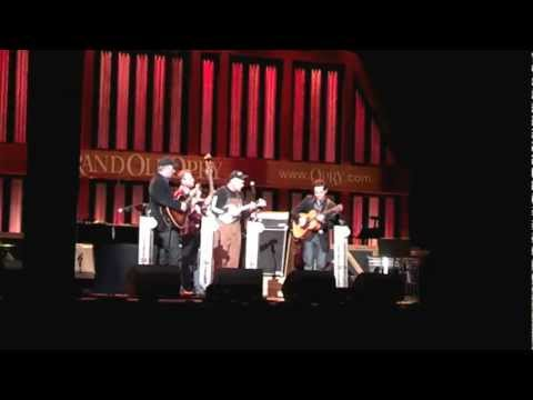 Jonathan Brown Grand Ole Opry Debut