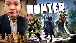 Các em tự Clear nhau khi thấy tôi chơi đội hình Hunter.. - Mixigaming Dota 2: Autochess