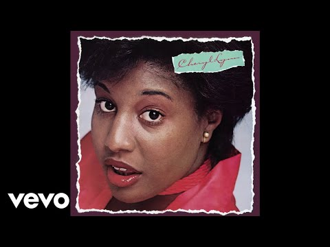 Cheryl Lynn  Got To Be Real Audio