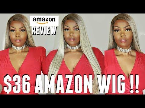 😜 $36 WIG?! LET'S FINESSE THIS WIG ! | AMAZON.COM | K'RYSSMA FASHION IS IT WORTH IT ?! | TASTEPINK