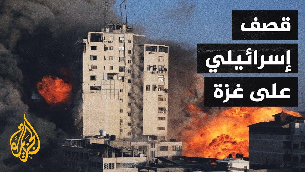 طائرات الجيش الإسرائيلي تشن غارات على شمال قطاع غزة بدعم من القوات البرية  - نشر قبل 2 ساعة