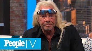 Duane 'Dog The Bounty Hunter' Chapman Hospitalized Nearly 3 Months After Wife's Death | PeopleTV