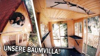 Wir machen  EURE IDEEN zur REALITÄT! | Unser Traum - Baumhaus #4