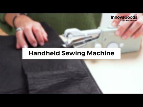 InnovaGoods Home Houseware Handheld Sewing Machine