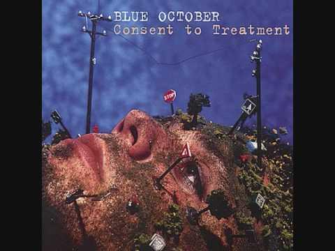 Blue October-Conversation Via Radio (Do You Ever Wonder) (with lyrics)
