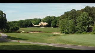 BadAss Cobra Helicopter Landing on Golf Course