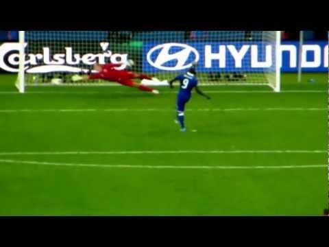 Euro 2012 - England vs. Italy - Balotelli PK Shootout