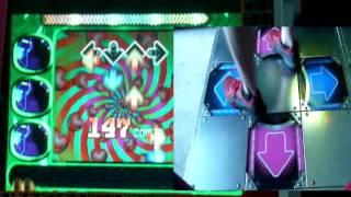 Kon - I'M ALIVE (Maniac) AAA on DDR SOLO 2000 (Japan)
