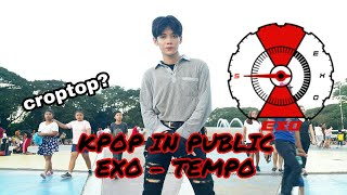 [KPOP IN PUBLIC] 엑소 (EXO) - Tempo by Jaechan (Philippines)