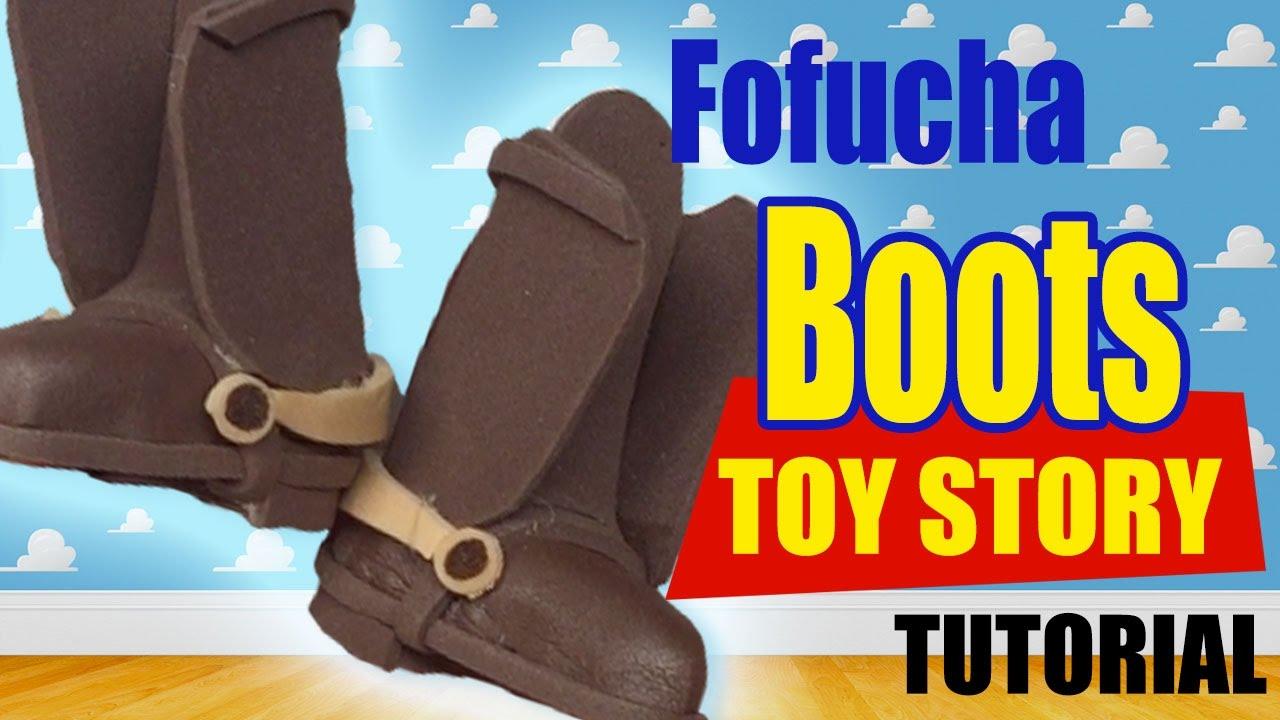 Botas Vaquero Fofucha Jessie Toy Story - Cowboy Boots Jessie Toy ... 31c97f8c2eb