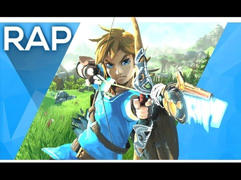 Rap de Link EN ESPAÑOL (The Legend of Zelda) - Shisui :D - Rap tributo n° 43