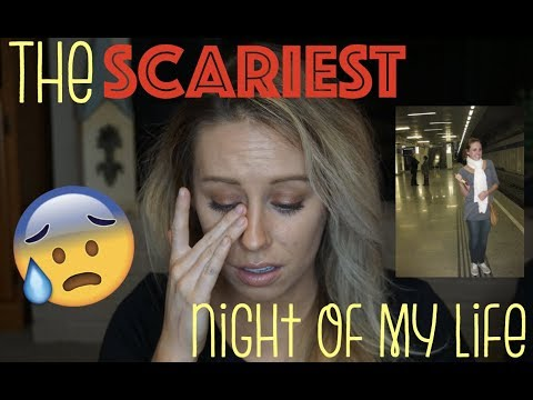 download THE SCARIEST NIGHT OF MY LIFE! | storytime