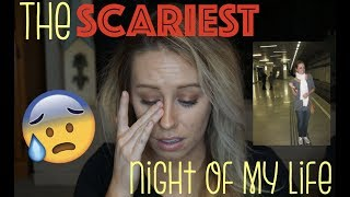 THE SCARIEST NIGHT OF MY LIFE!   storytime