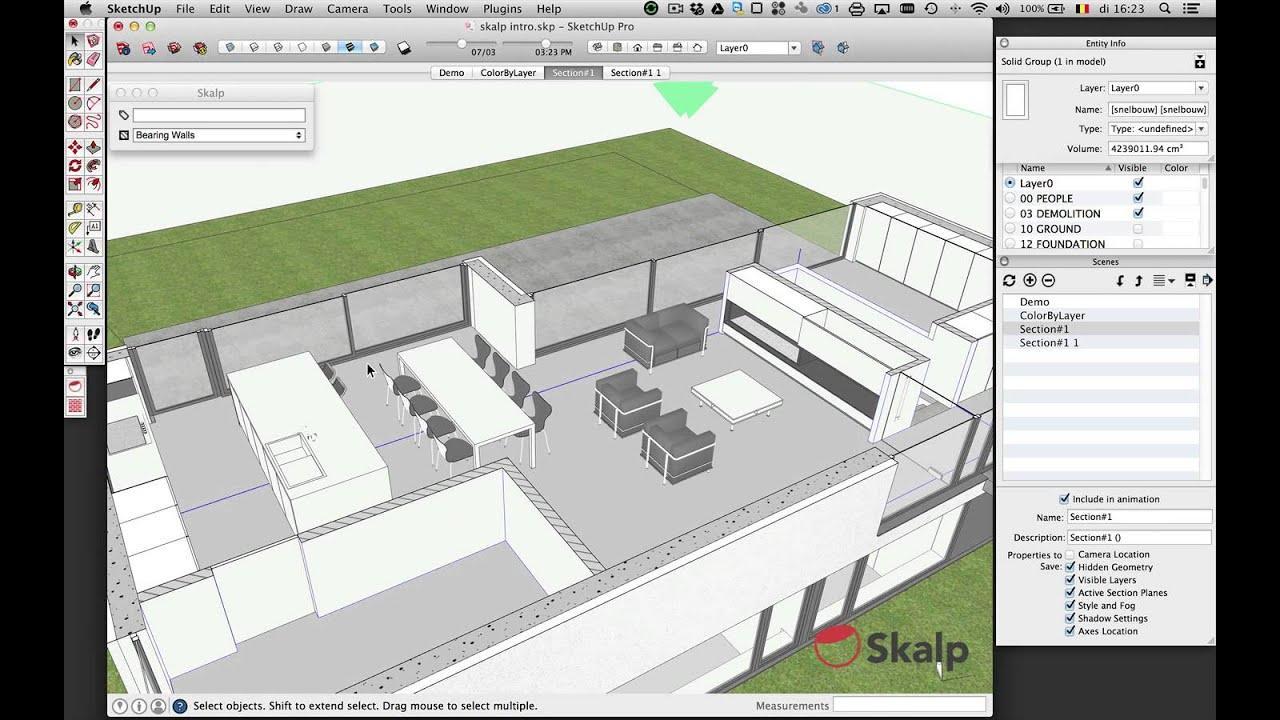 Skalp for SketchUp - SEE-IT-3D