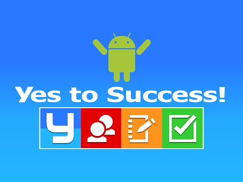 How to Create a Prospect List, Manage Your Activities, & Achieve Success using an android phone app