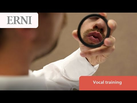 Vocal training for IT Professionals
