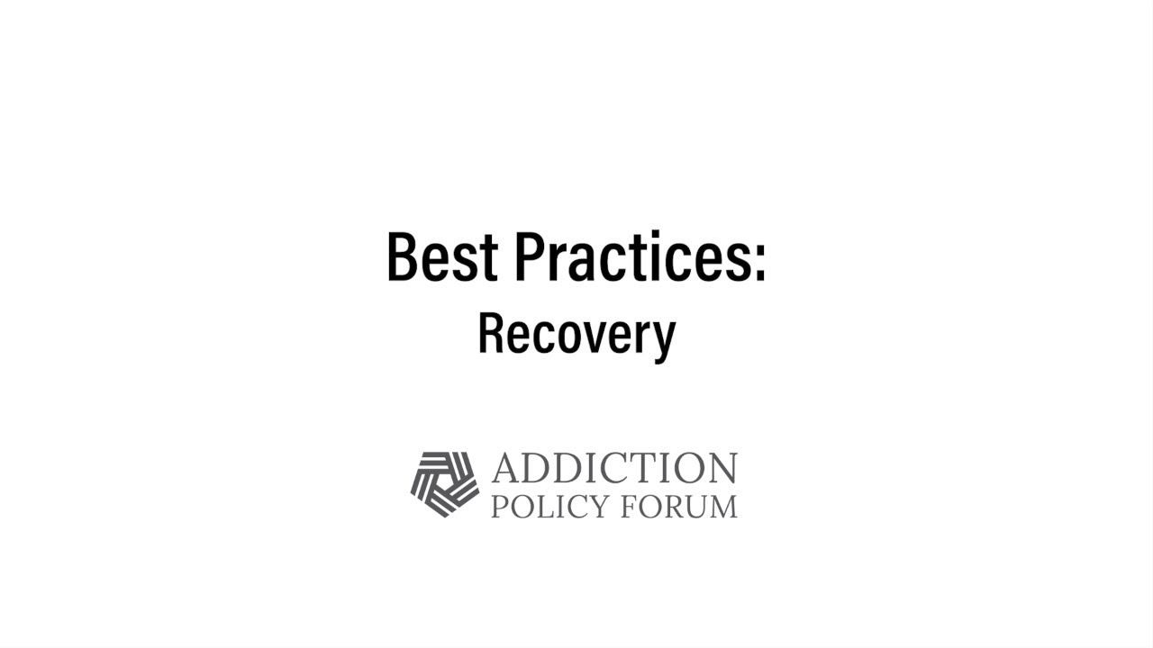 Best Practices: Recovery