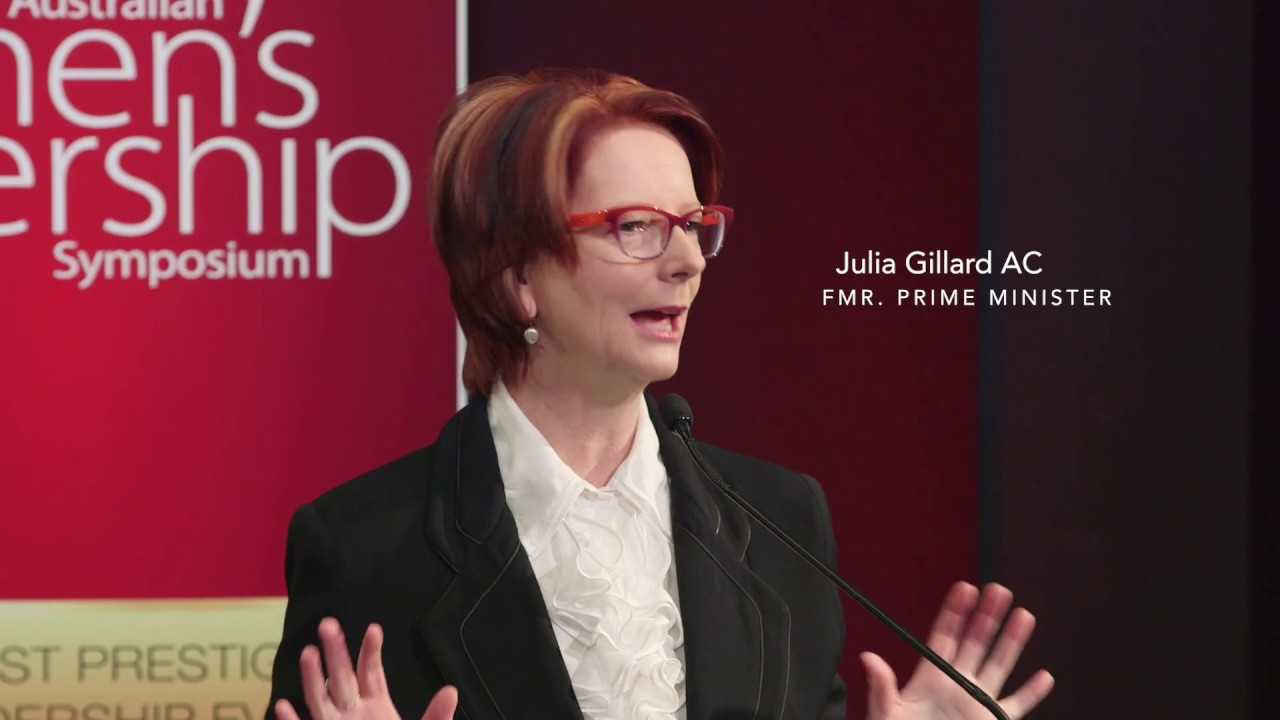 The Australian Women's Leadership Symposium