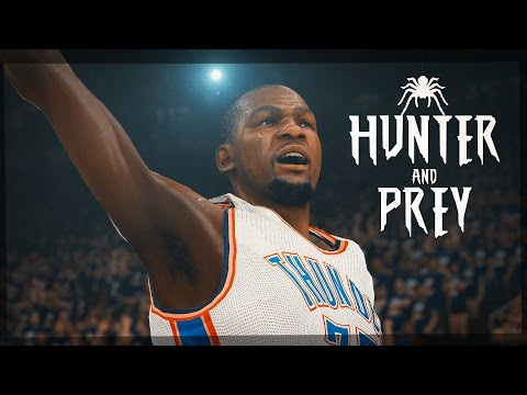 Hunter and Prey - NBA 2K15 Montage: Kevin Durant