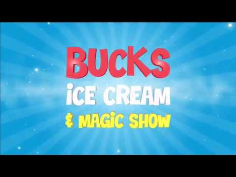 Bucks Ice Cream and Magic Truck