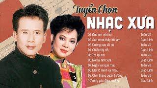 Tuấn Vũ & Giao Linh  | 60 Nồi Bánh Chưng Rồi Mà Chưa Từng Thấy Ai Song Ca Nhạc Vàng Hay Như Này