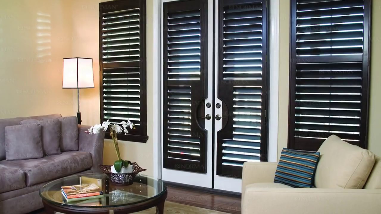 Charmant French Window Shutters Interior Ideas