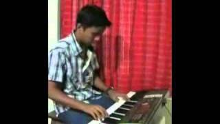 Socha Hai (ROCK ON !!!) on keyboard