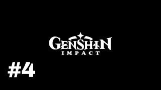 Genshin Impact #4 (игра с обнажённой натурой и контентом сексуального характера по мнению Youtube)