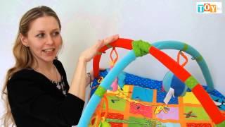 видео Развивающие коврики и игрушки
