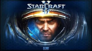 """Фильм """"Starcraft 2: Wings of Liberty"""" (полный игрофильм, весь сюжет) [1080p]"""