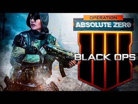 OPERACION CERO ABSOLUTO | EL GRAN CAMBIO DE BLACK OPS 4